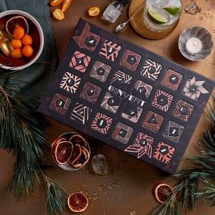 Gin Foundry advent calendar