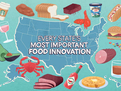 food contributions, 50 states