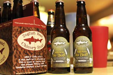 dogfish head saison du buff beer