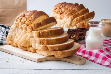 sliced bread; Iowa