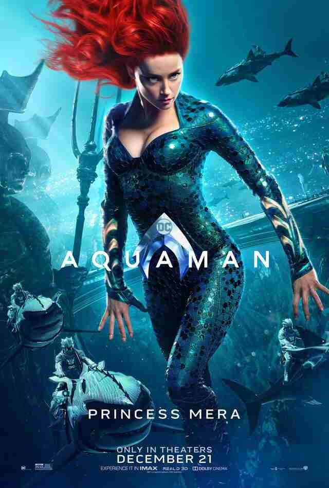Aquaman Movie Posters:...