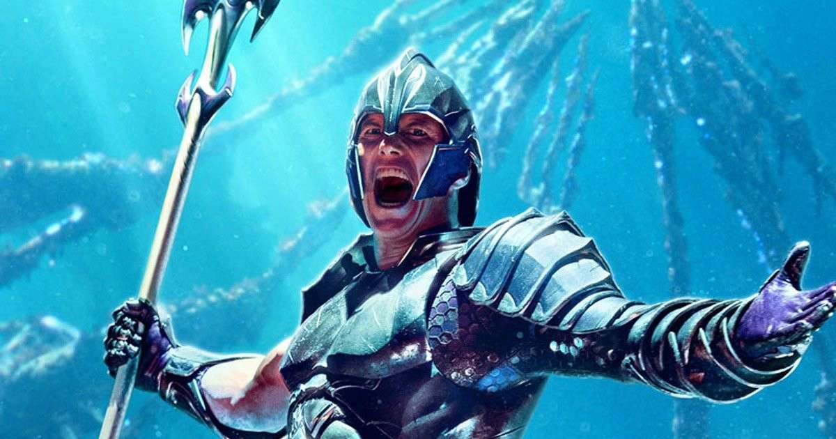 'Aquaman's Absurd Posters Are the Best Movie Marketing Scheme in Years