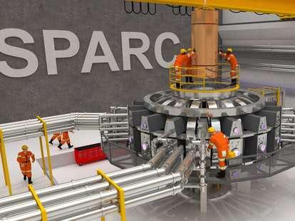 SPARC, MIT, fusion power