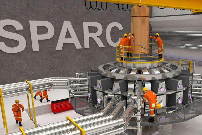 SPARC, MIT, fusion power