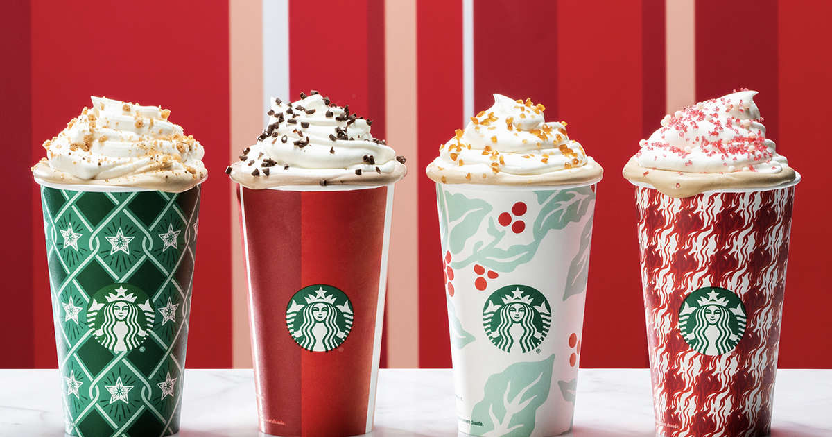 Starbucks Is Giving Out Free Espresso Drinks and Hot Chocolate All Weekend