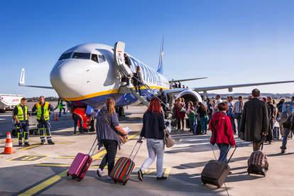 GDANSK AIRPORT, POLAND