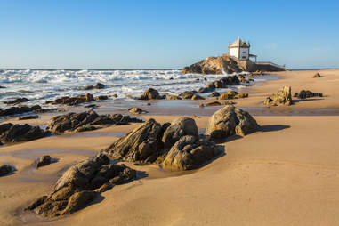 Miramar Beach, Porto