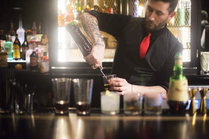 secret bars in chicago chicago magic lounge