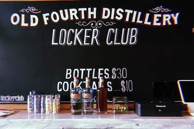 Locker Club