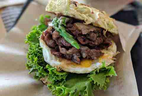 Osaka's Burger