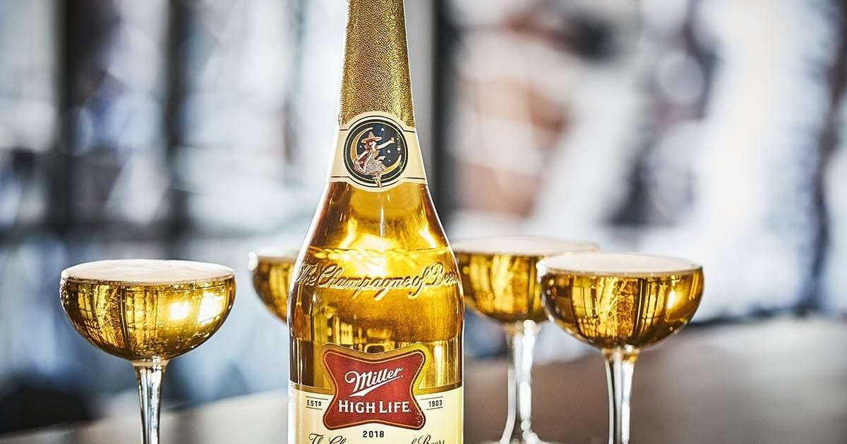 'The Champagne of Beers' Now Comes in Actual Champagne Bottles