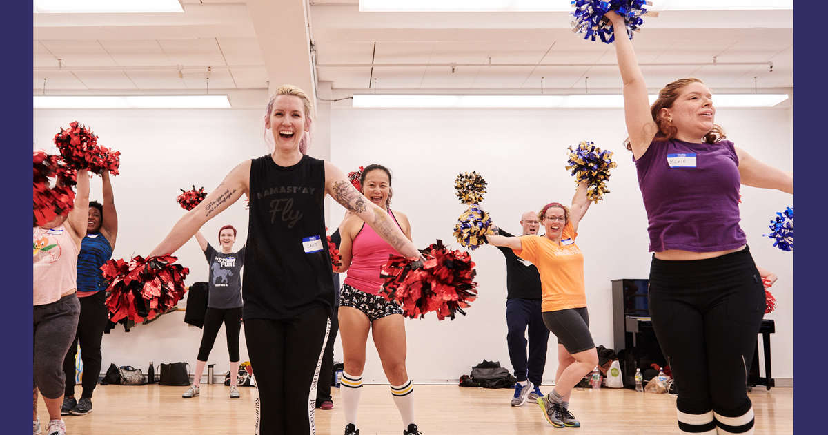 Meet the Badass 'Jeerleaders' That Bring Gotham Girls Roller Derby to Life
