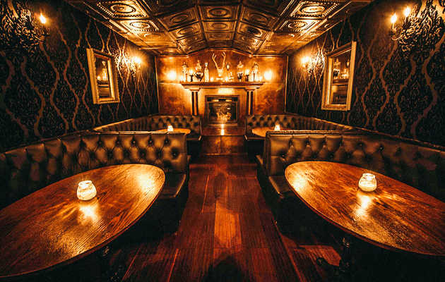 The Best Speakeasy-Style Bars in DFW