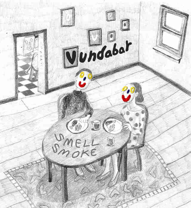 vundabar smell smoke