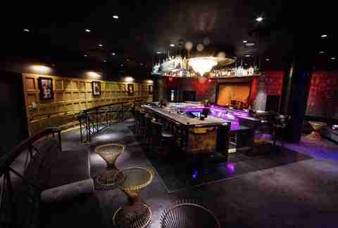 Best Speakeasies In Las Vegas Secret Bars To Drink At