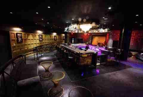 Best Speakeasies In Las Vegas Secret Bars To Drink At