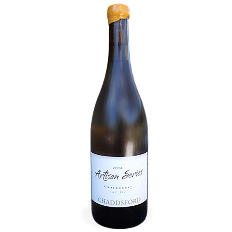 Chaddsford Artisan Series 'sur lie' Chardonnay 2014