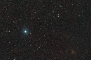 ESO, Barnard's Star, Super-Earth