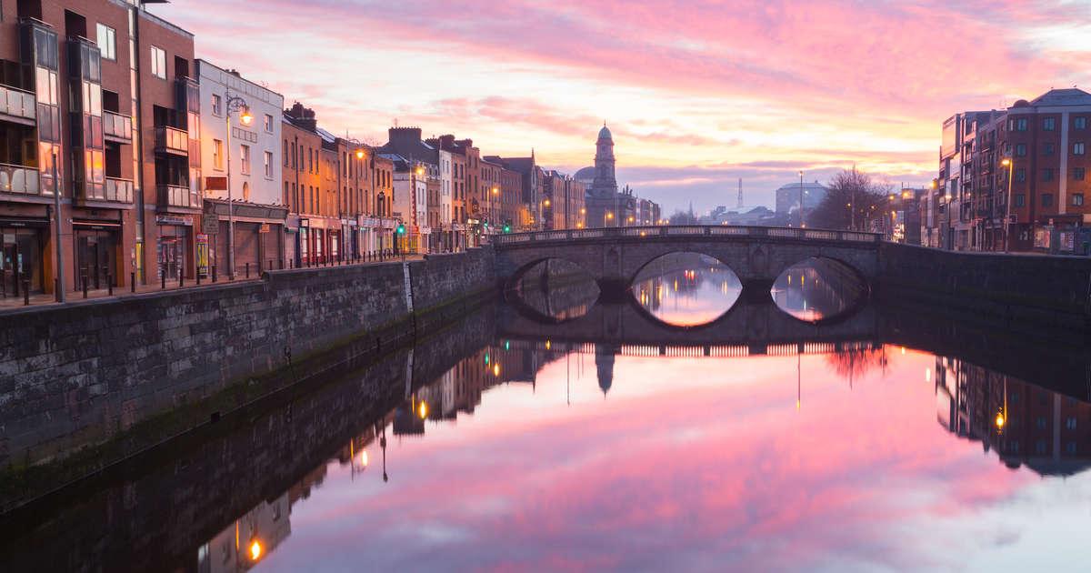 Cheap Flights To Dublin November 2018 Get Round Trip