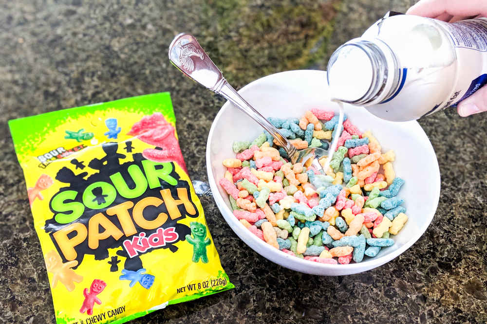 Sour Patch Kids Cereal Review: New Cereal, Tested and