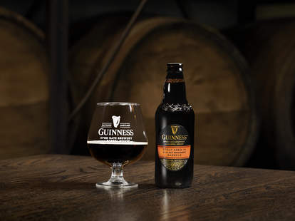 guinness barrel-aged beer