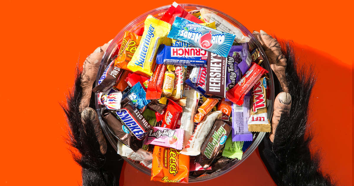Best Halloween Candy Ever Ranked What You Should Give Out This