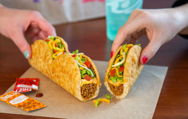 Taco Bell Just Tripled the Size of the Chalupa