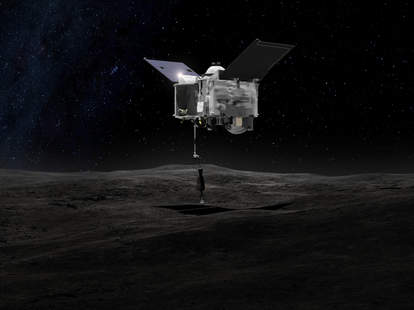 OSIRIS-REx, NASA, asteroid, Bennu