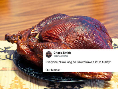 turkey microwave meme