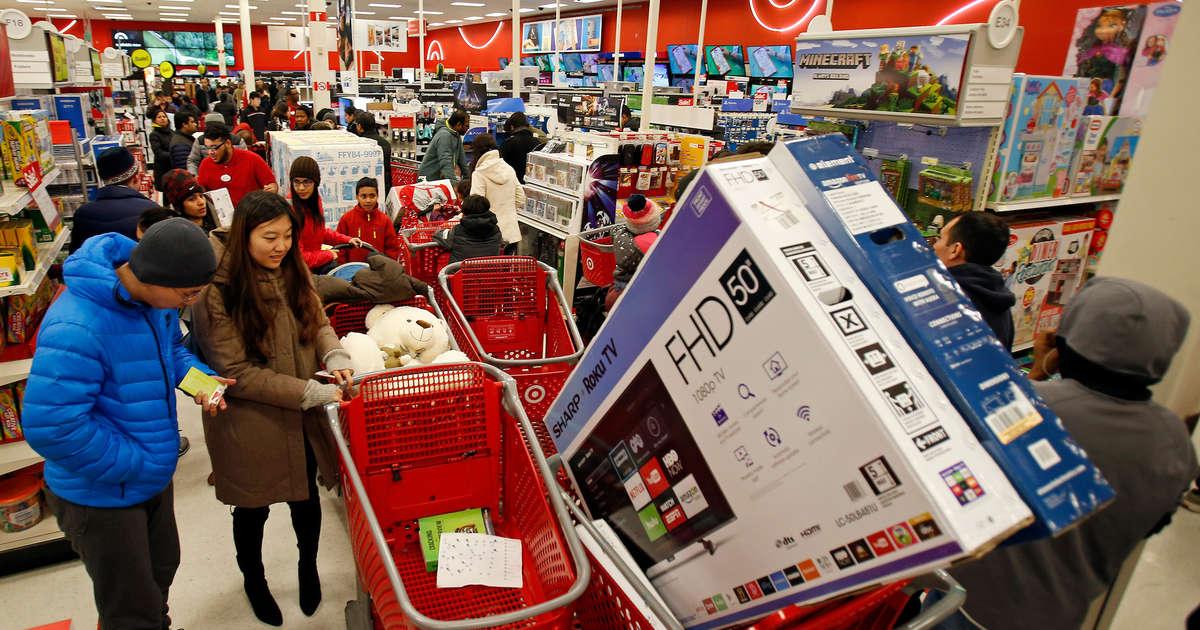 Best Target Black Friday Deals 2018: Sales on TVs, Laptops