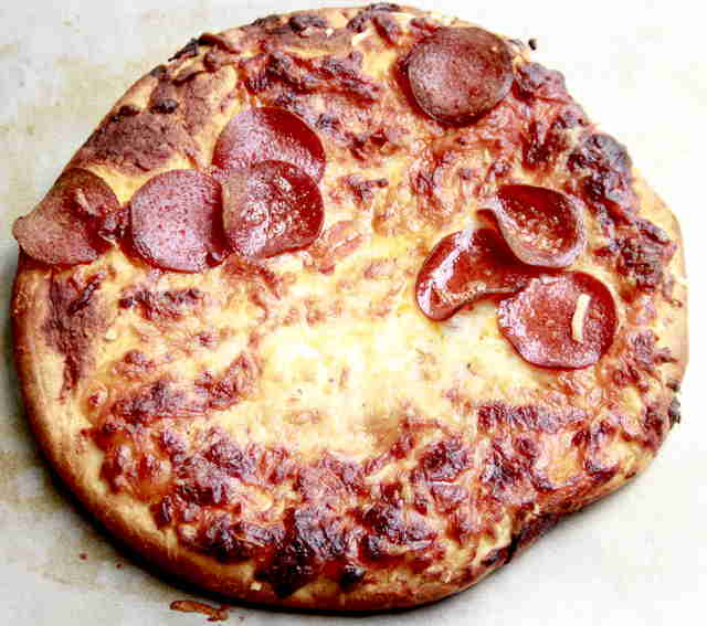 Dr. Oetker Virtuoso Pizza