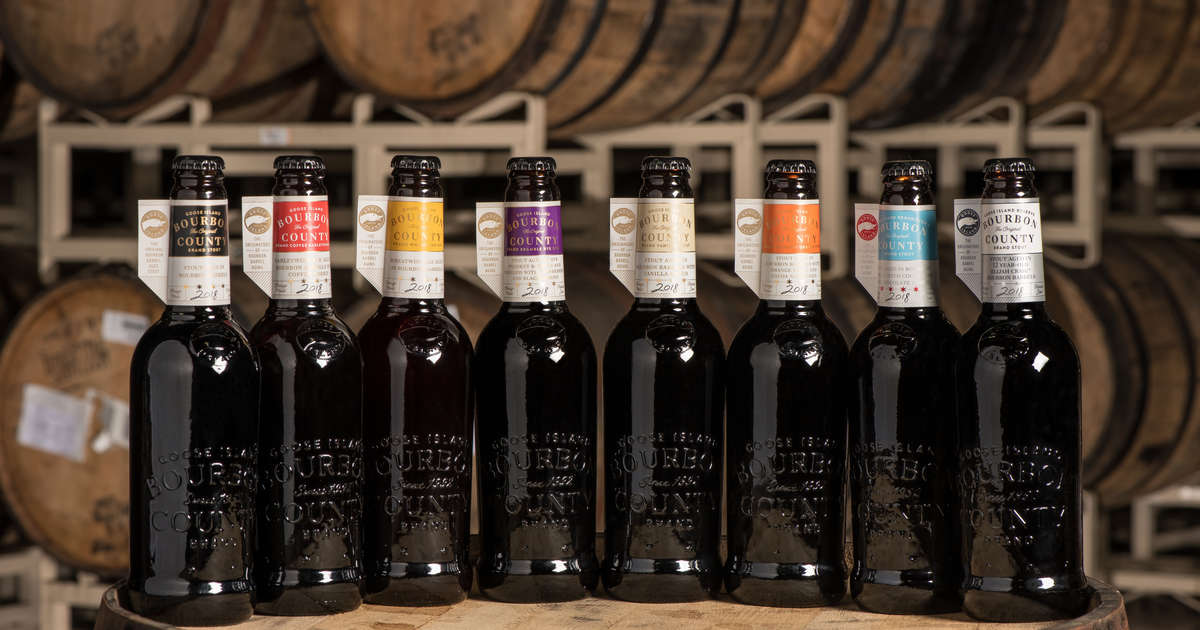 Everything You Need to Know About Goose Island's Bourbon County Stout