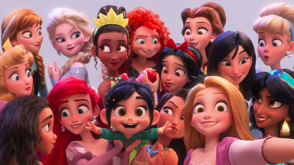 d3cce99ee30 Ralph Breaks The Internet   Slaughter Race  Princess Song