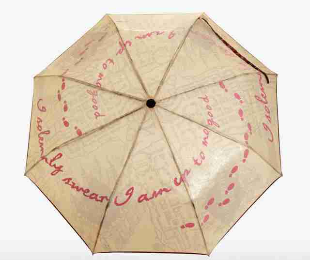 Maurders Map Umbrella