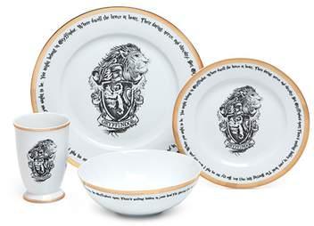 hogwarts house dish set