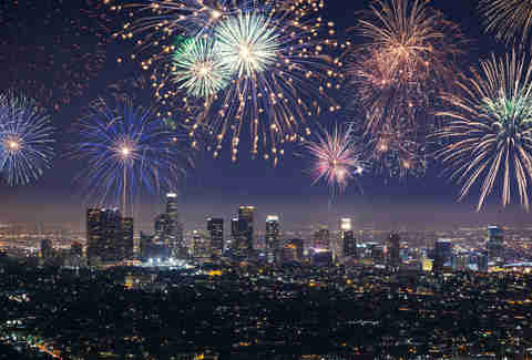 Silvester Los Angeles