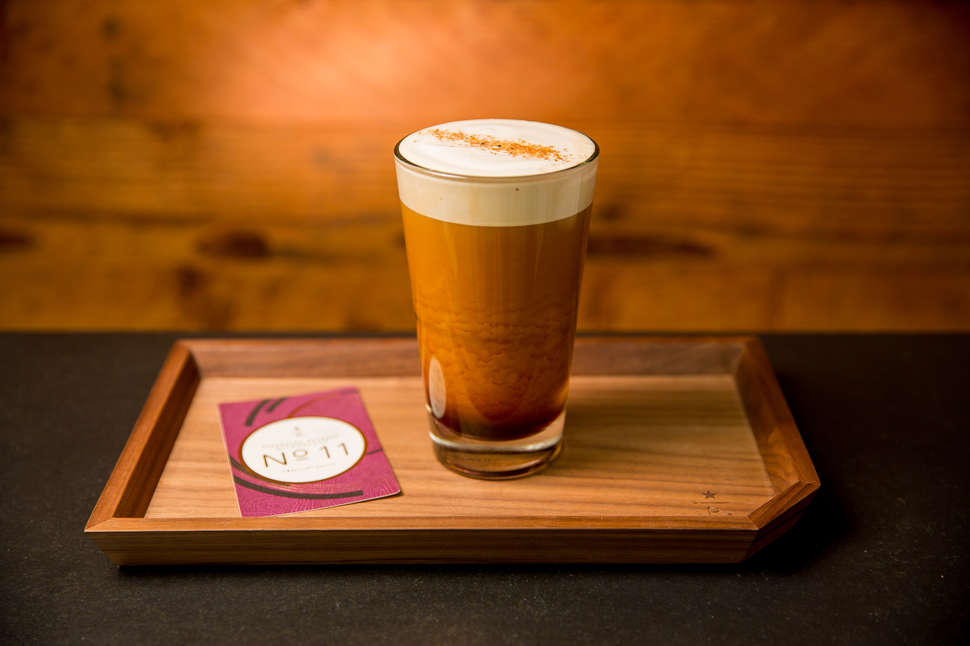 Starbucks Cold Foam Cascara Nitro Cold Brew Best New Drink