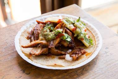 al pastor pork tacos taco adobada