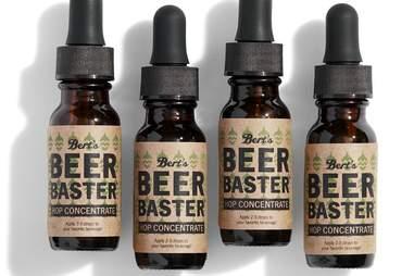 Bert's Beer Baster