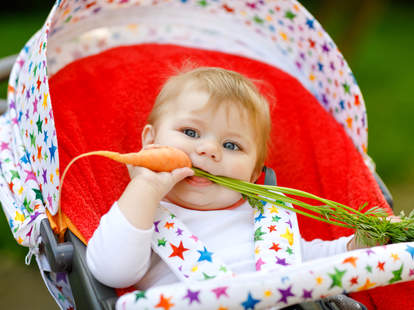 baby vegetable