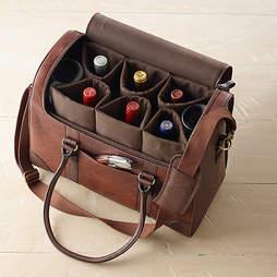 Wine Enthusiast bag