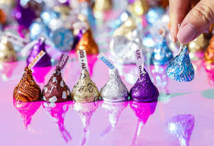 All 14 Hershey's Kisses, Ranked