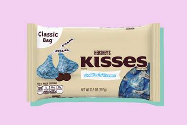 Cookies 'n Cream Kisses
