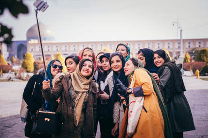 Iran women-only tours