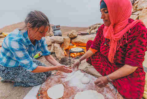 women-only tours Morocco