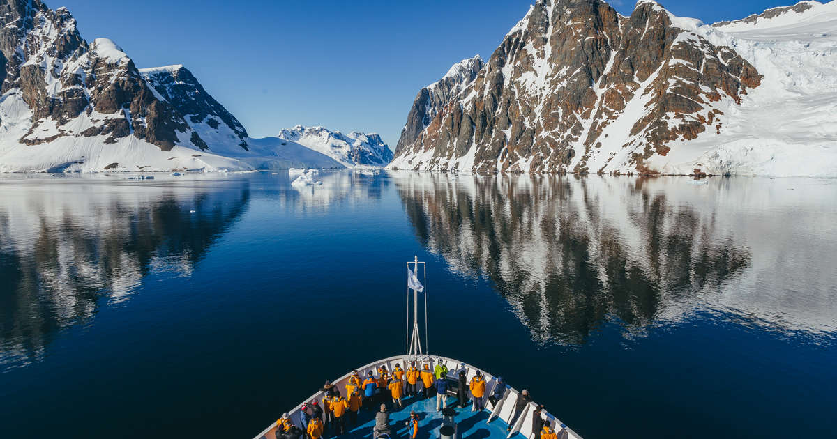 The Very Best Cruises in the World Right Now