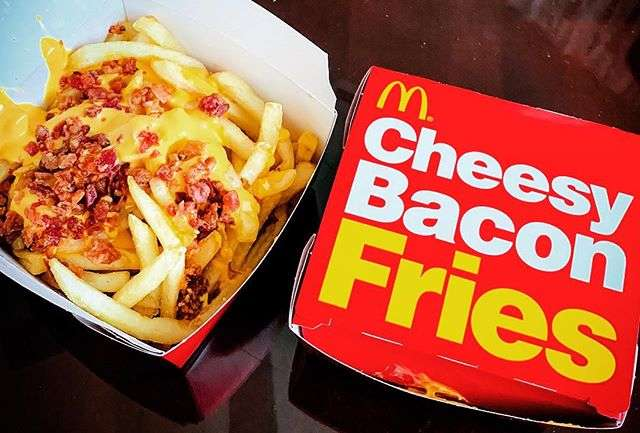 Mcdonald S New Cheesy Bacon Fries Coming Nationwide In 2019