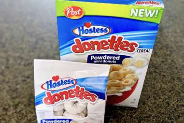 Donettes cereal