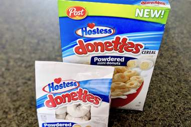 Donettes cereal