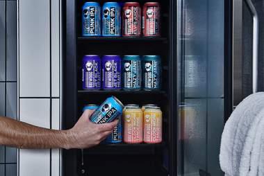 BrewDog shower beer